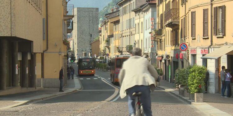 Como, via Milano