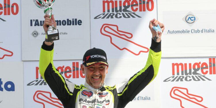 Davide Uboldi vince al Mugello