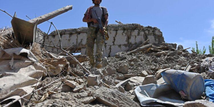 Per sostenere le forze del governo di Kabul