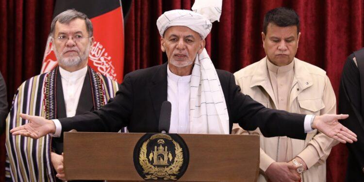 Durante discorso presidente per festa musulmana del Sacrificio