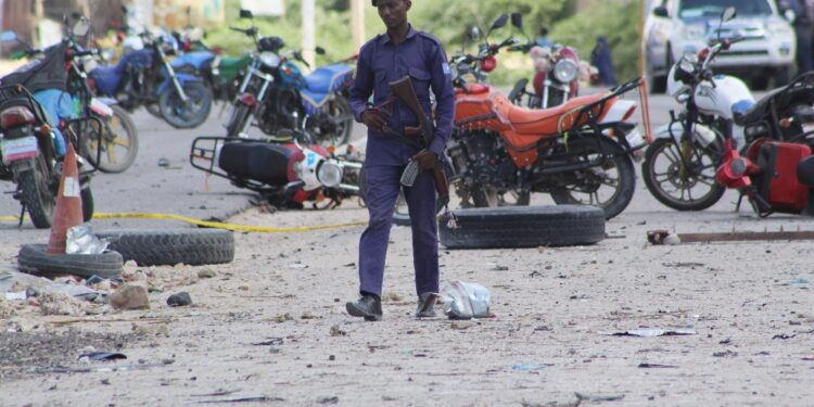 Al-Shabaab rivendica autobomba