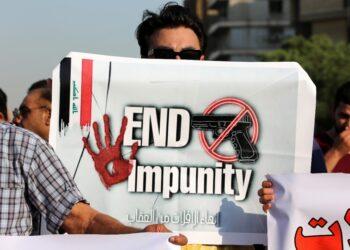 Manifestazione nella capitale per 'la fine dell'impunità'