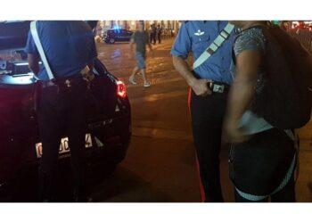 Cinque giorni di stop dopo il controllo dei carabinieri