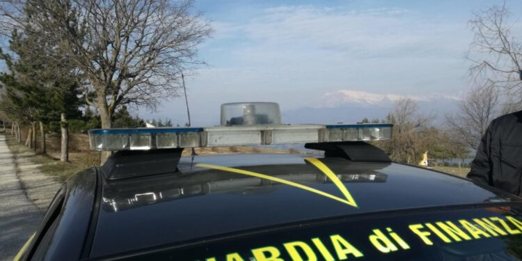 Operazione Gdf Reggio Calabria