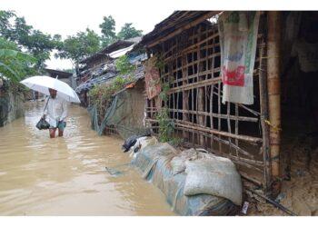 Al confine con la Birmania