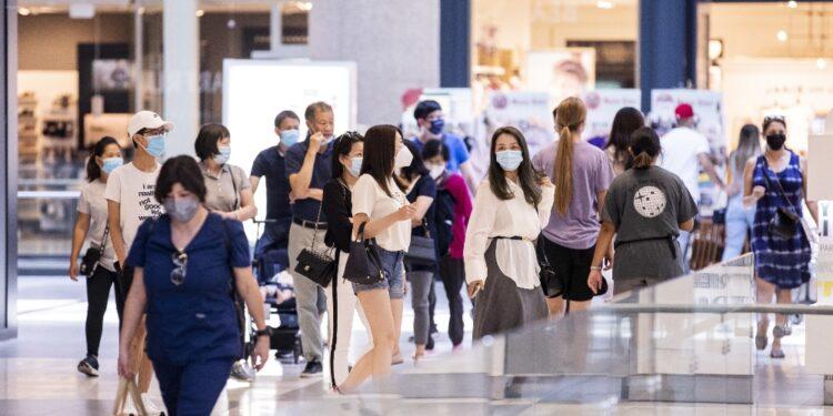 Il 20 luglio una media di oltre 37 mila contagi