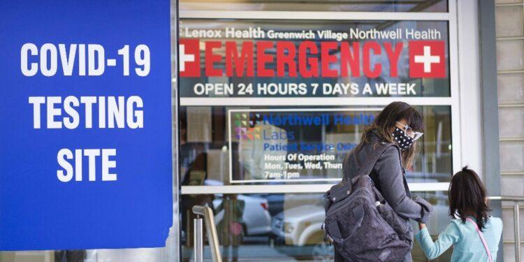 A New York crollano vaccinazioni