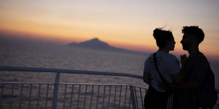 Nuove misure sull'isola greca meta del divertimento