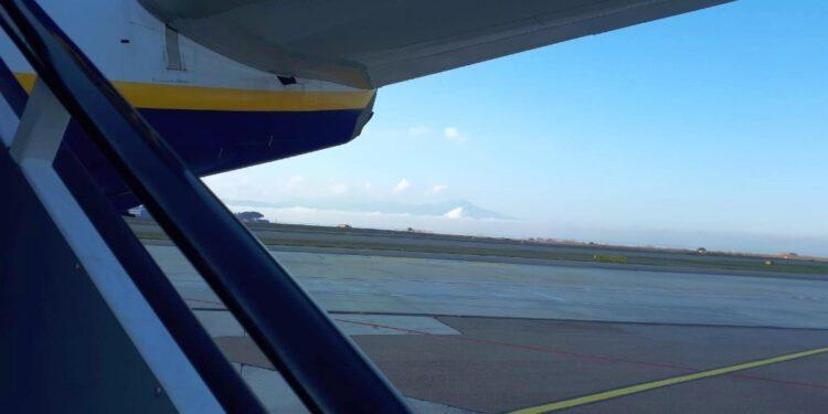È accaduto ieri sul volo Pisa-Cagliari