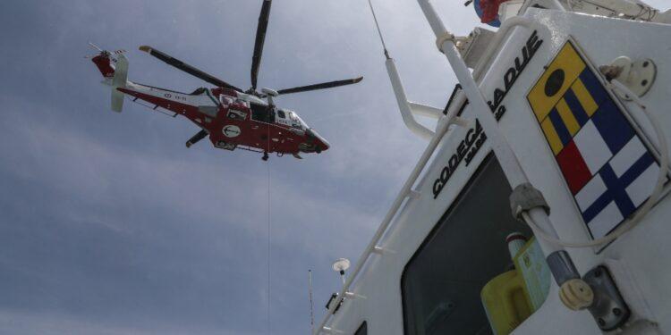 Recuperato da Guardia Costiera