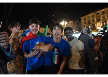 Italia non vinceva dal 1968