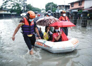 Almeno un morto per i giorni di piogge monsoniche