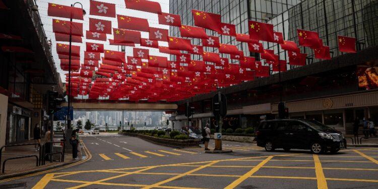 Perquisizioni per i 24 anni dal passaggio della città alla Cina