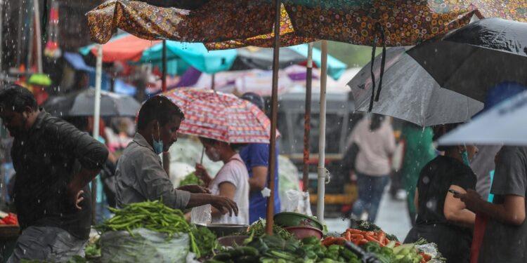Il disastro causato dalle piogge monsoniche