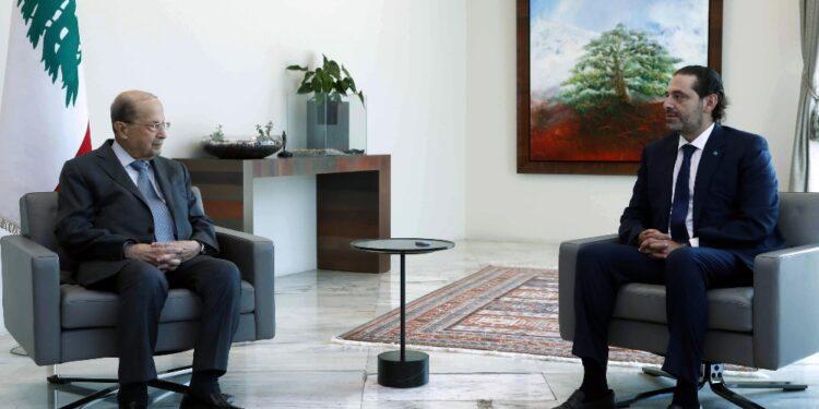 Rimesso il mandato nelle mani del presidente Aoun
