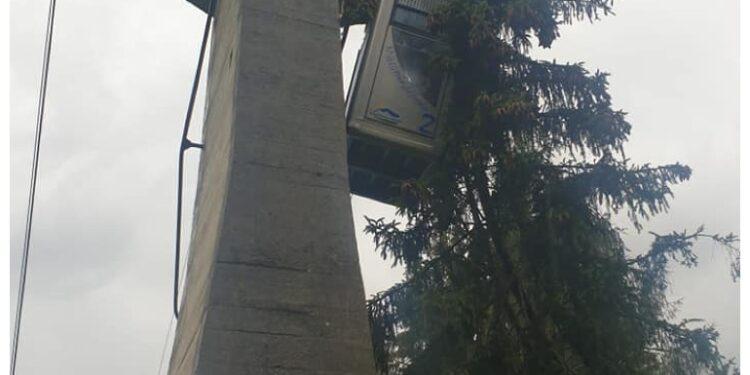 Incidente durante temporale a Maranza a Rio Pusteria