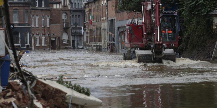 E' il bilancio provvisorio ufficiale delle inondazioni