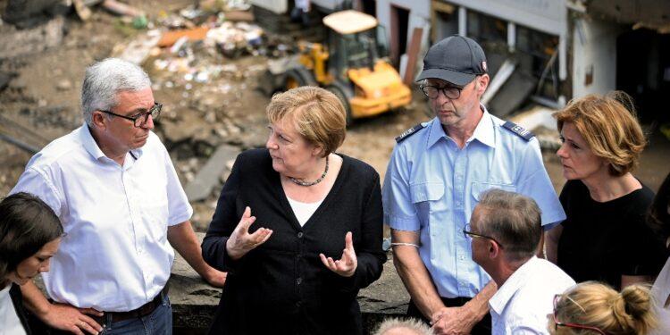 'Aiuti economici in tempi brevi per gli alluvionati'