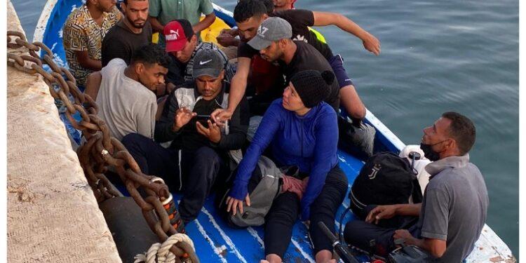 Approdati altri 12 tunisini
