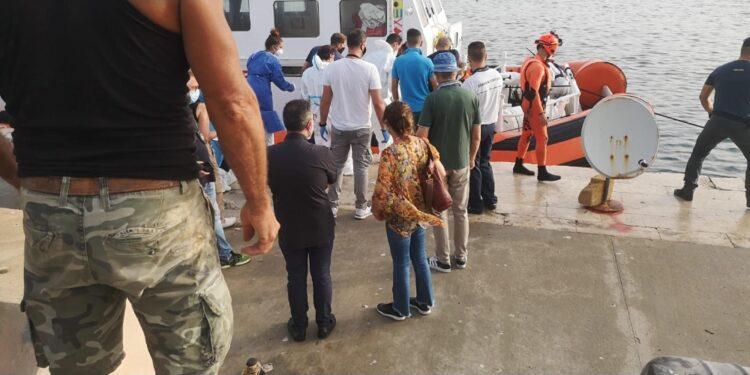 Avvenuto fra Lampedusa e l'isolotto Lampione il 30 giugno scorso