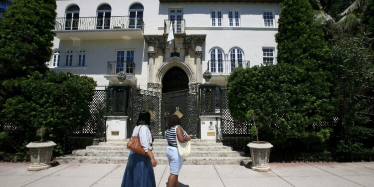 Casa Casuarina a Miami Beach è oggi un hotel di lusso