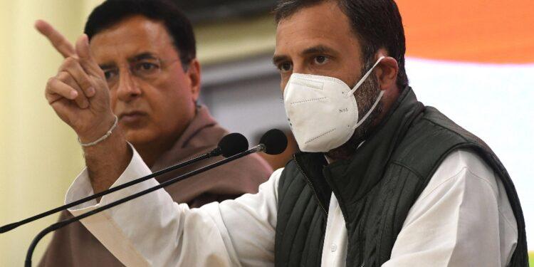 Rahul Gandhi tra centinaia selezionati possibile sorveglianza