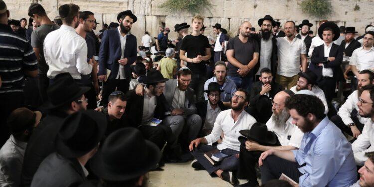 Appello autorità islamiche per impedire ingresso fedeli ebrei