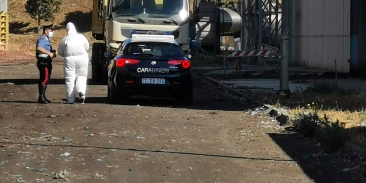 Tragedia nel Cagliaritano