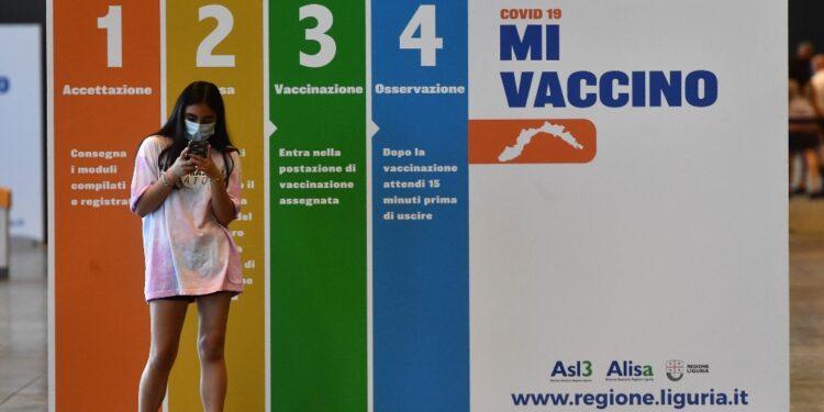 Il totale delle persone vaccinate sono 27.581.936