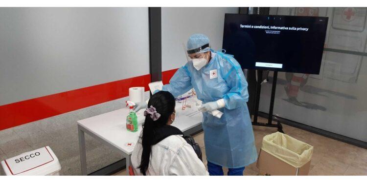 Pronti 2500 test antigenici/giorno in aree di maggior afflusso
