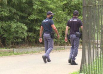 Polizia ad Appiano Gentile