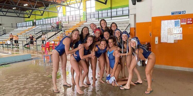 Como Nuoto donne femminile Promozione