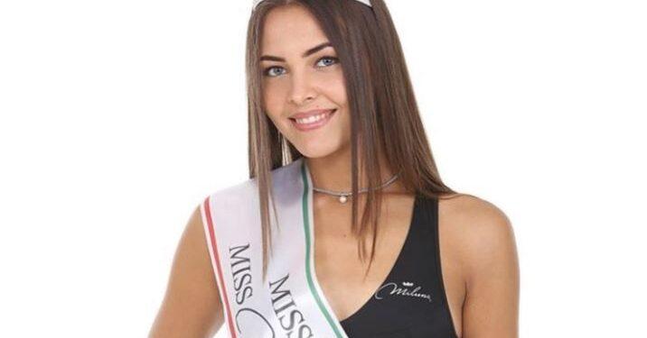 Iryna Nicoli, concorso miss Italia