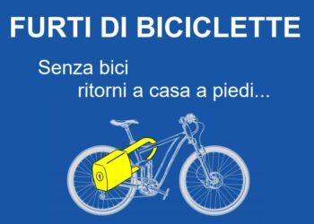 campagna furti biciclette ticino