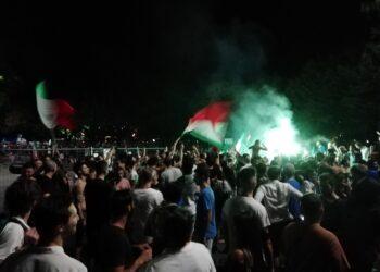 festeggiamenti como europei italia