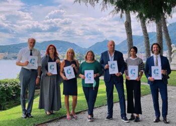 rappresentanti del progetto di como candidata citta creative unesco 2021