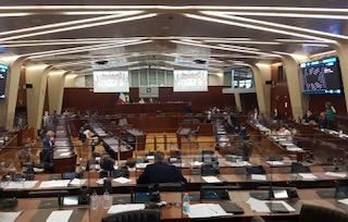 sala del consiglio regionale della lombardia