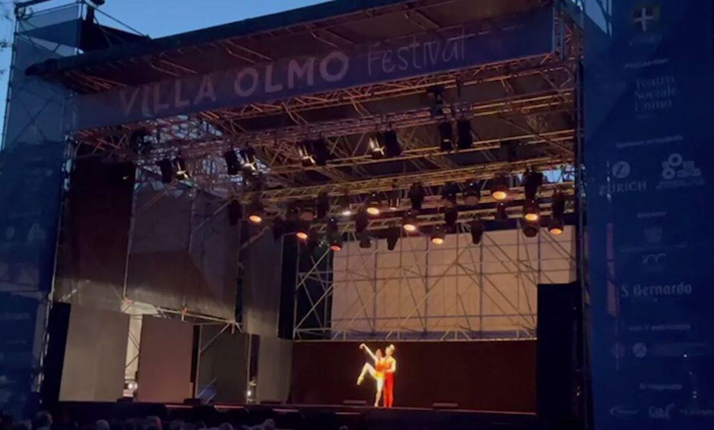 villa olmo festival debutto