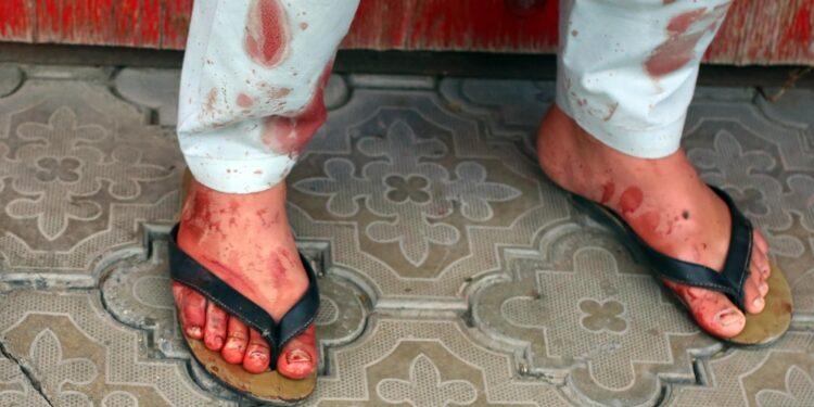 Ieri arrivati 60 tra feriti e vittime attentati in meno di 2 ore