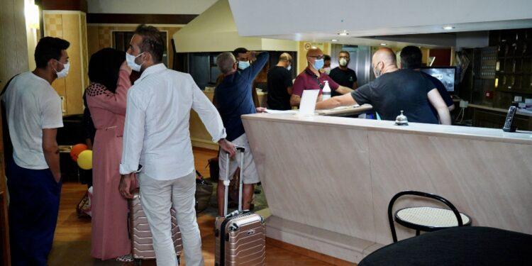 Le uniche richieste tra i 40 rifugiati arrivati a Bari ieri sera