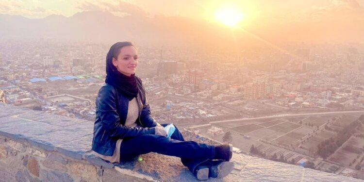 Zarifa Ghafari