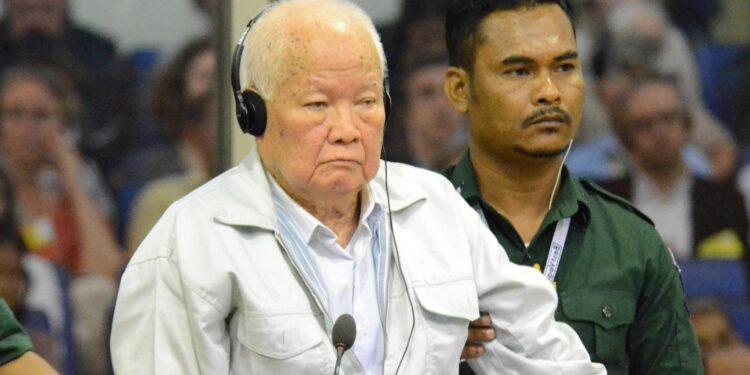 Ex capo stato regime di di Pol Pot