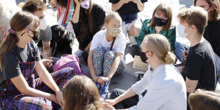 L'attivista non sa se parteciperà a conferenza COP26 di Glasgow