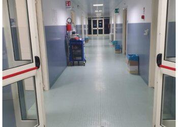 Dovrebbe contenere 24 posti letto all'ospedale SS.Trinità