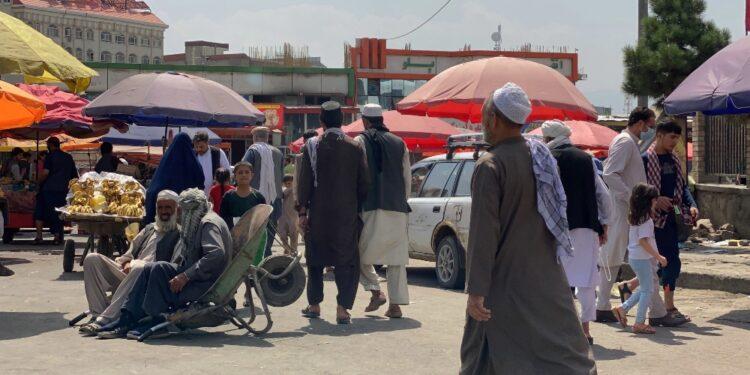 Feriti a proteste per bandiera talebani.95% pazienti sono civili
