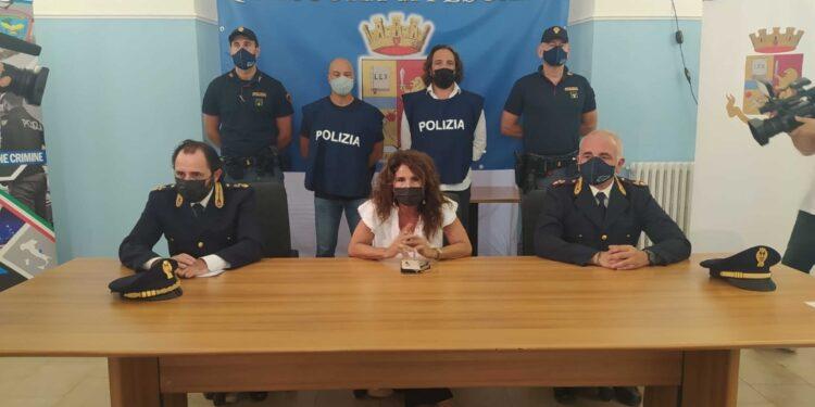 I due romeni sono stati trasferito a Vasto