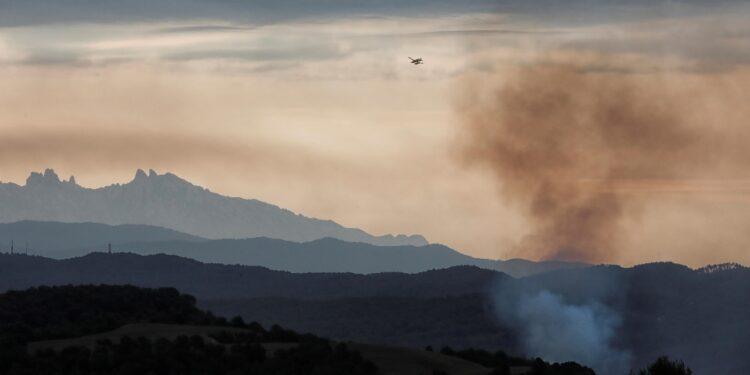 In provincia di Avila bruciati 10.000 ettari