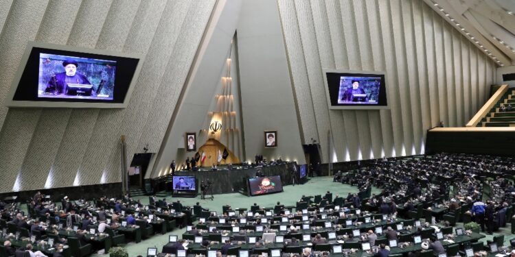 """(V. 'Iran: in Parlamento voto di fiducia..."""" delle 16:48)"""