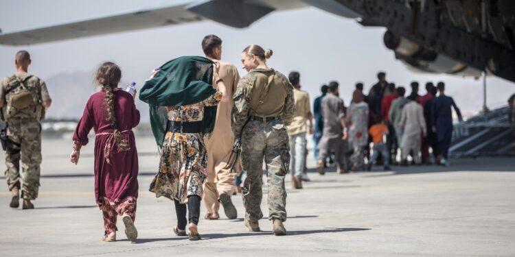 Nell'area operano truppe Gb rimasti feriti con alcuni marines