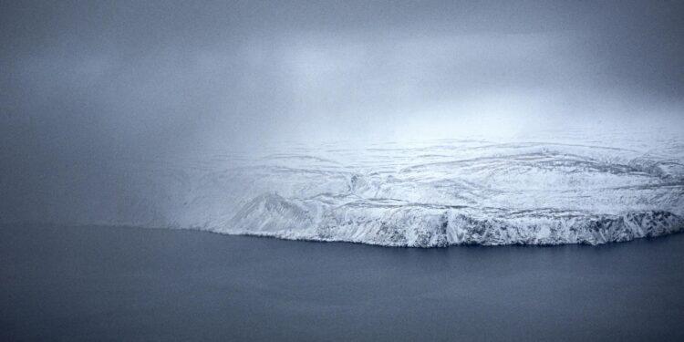 E' al largo della Groenlandia